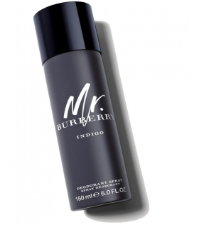 Mr. Burberry Indigo Deodorant Spray 150ml