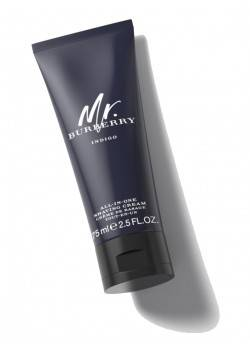 Mr. Burberry Indigo All-In-One Shaving Cream 75ml