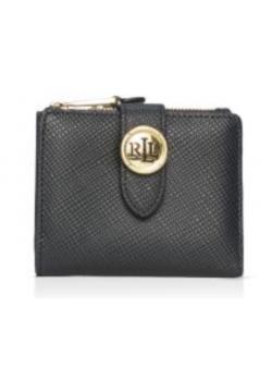 Lauren Ralph Lauren Charleston Compact Wallet Lauren Tan  - 2