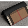 Burberry House Check And Leather Continental Wallet Burberry - 2