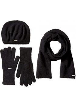 Calvin Klein Women's Super Soft Beret, Scarf and Glove Set 29$ Calvin Klein - 1