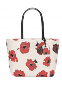 Kate Spade New York Womens Hyde Lane Poppies Small Riley