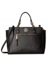 Tommy Hilfiger Womens Charming Tommy Convertible Satchel