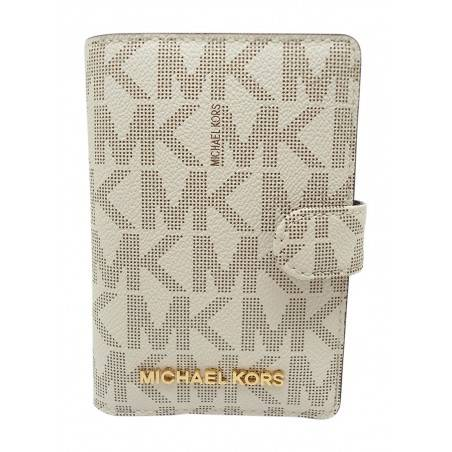 Michael Kors Jet Set Travel Passport Case Wallet