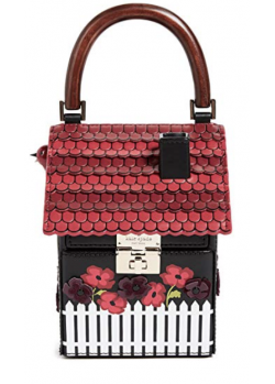 Kate Spade New York Women's Cuckoo Clock Clutch