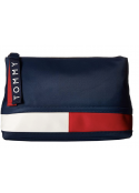 Tommy Hilfiger Womens Tommy Bottom Pouch Flag Nylon