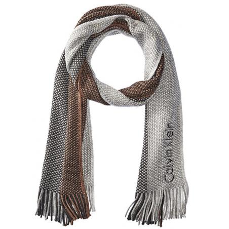 copy of Calvin Klein Men's Ombre Stripe Scarf
