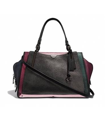 Coach METALLIC GRAPHITE MULTI/PEWTER Coach - 4