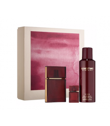 lizabeth and James Nirvana Edp Spray Gift Set, Rose