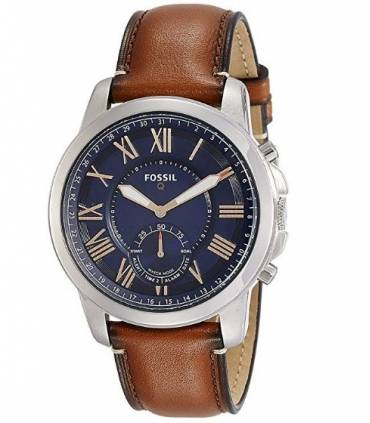 Fossil Q Men's Grant Stainless Steel Fossil - 1