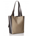 Calvin Klein Karsyn Nappa Leather Belted North/South Tote Calvin Klein - 3