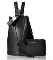 Calvin Klein Karsyn Nappa Leather 3 in 1 Convertible Bucket Calvin Klein - 2