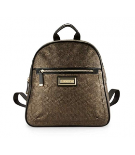 Calvin Klein Textured Backpack - Brown