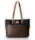 Calvin Klein Logo Nylon Tote Bag