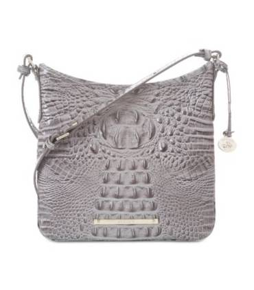 Brahmin Jody Melbourne Small Crossbody Dove