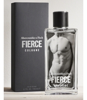 Abercrombie & Fitch FIERCE COLOGNE 6.7 Oz
