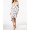 GUESS Kellie Floral-Print Wrap Dress