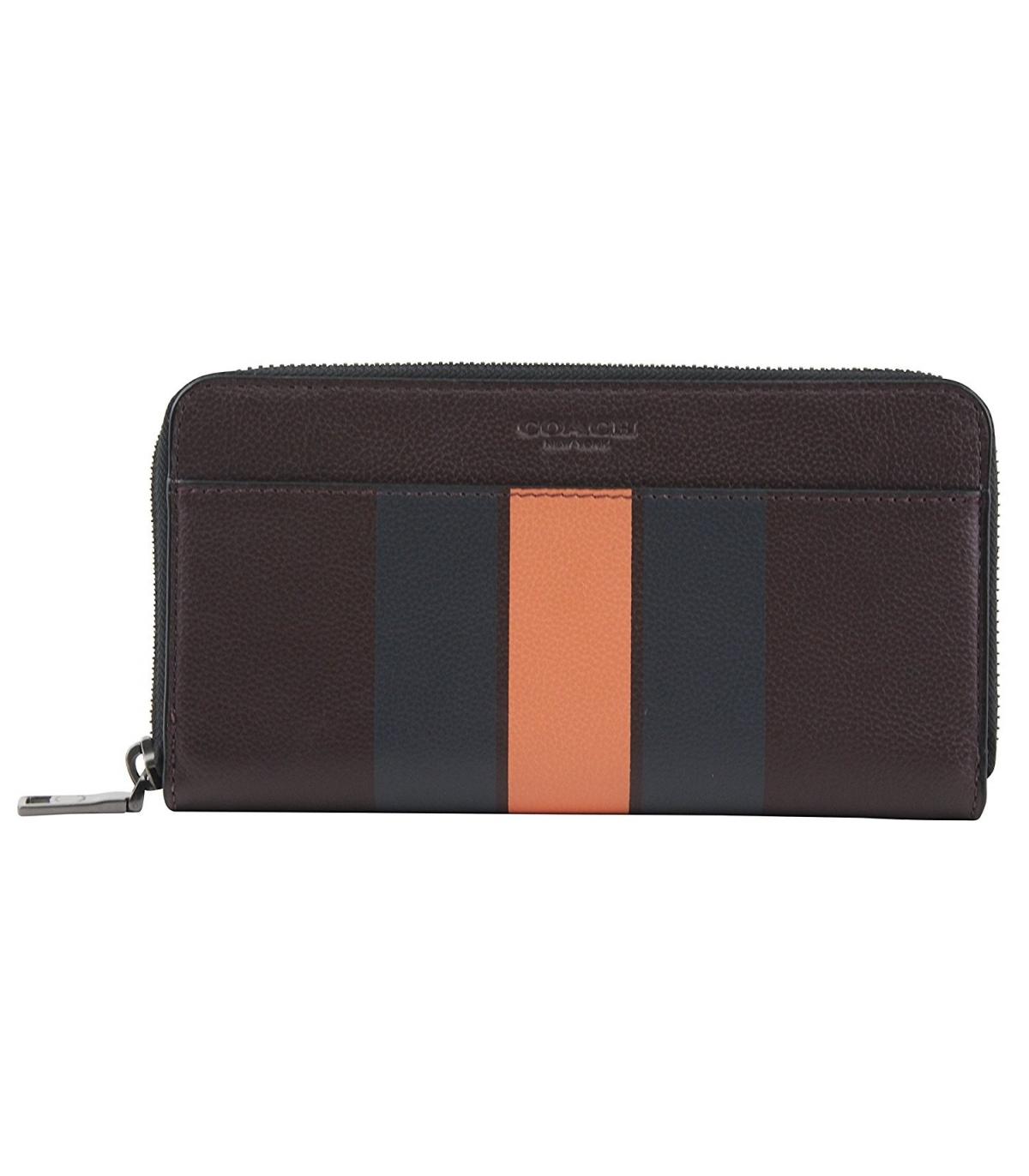 46fef41b27c ... low cost coach signature accordion zip around wallet 194e8 35763