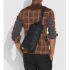 Manhattan Sling Pack In Colorblock DENIM/GRAPHITE/BLACK ANTIQUE NICKEL Coach - 1
