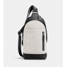 Manhattan Sling Pack In Colorblock CHALK/BLACK/BLACK ANTIQUE NICKEL