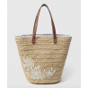 Abercrombie EMBROIDERED TOTE