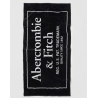Abercrombie   LOGO BEACH TOWEL