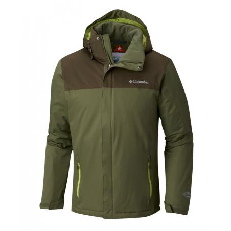 Columbia Mens Everett Mountain Jacket