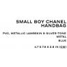 Small Boy Chanel New Fashion Bag