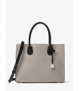 3a064b3797d7 MICHAEL KORS Mercer Large Color-Block Leather Tote