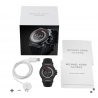 Michael Kors Access Dylan Black Silicone Smartwatch