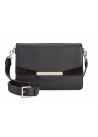 Kate Spade Carmel Court Kaela Black Leather Crossbody Handbag Pxru6938
