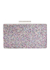 INC International Concepts Sparkle Clutch Multi