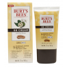 Burt's Bees BB Cream with Noni Extract SPF 15,Light