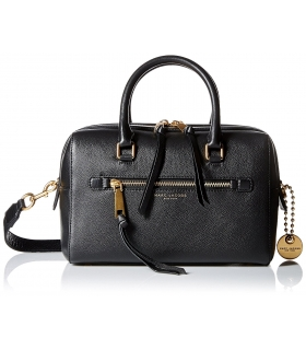 Marc Jacobs Recruit Bauletto Handbag Satchel Bag