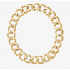 MICHAEL KORS 14K Gold-Plated Chain-Link Choker