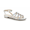 ROXIE SANDAL WITH STUDS